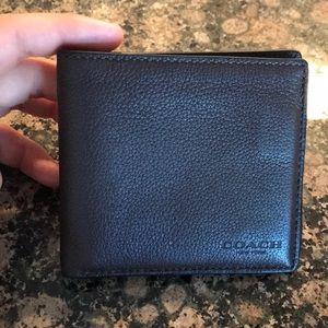 Other - Coach Men's Wallet